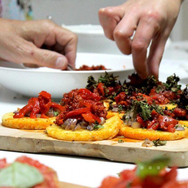 Taller cocina italiana