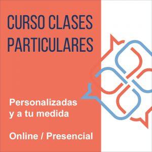 Clases particulares online y presencial