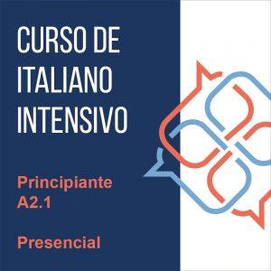 Curso de italiano intensivo Principiante A2.1