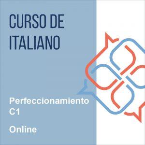 Curso de italiano online Perfeccionamiento C1