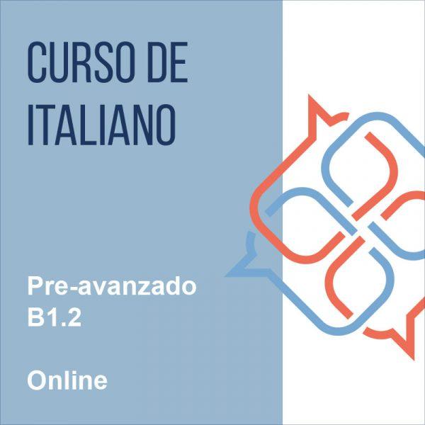 Curso de italiano online Pre Avanzado B1.2