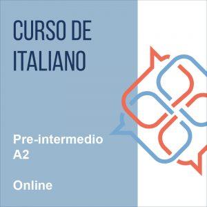 Curso de italiano online Pre intermedio A2