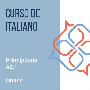 Curso de italiano online Principiante