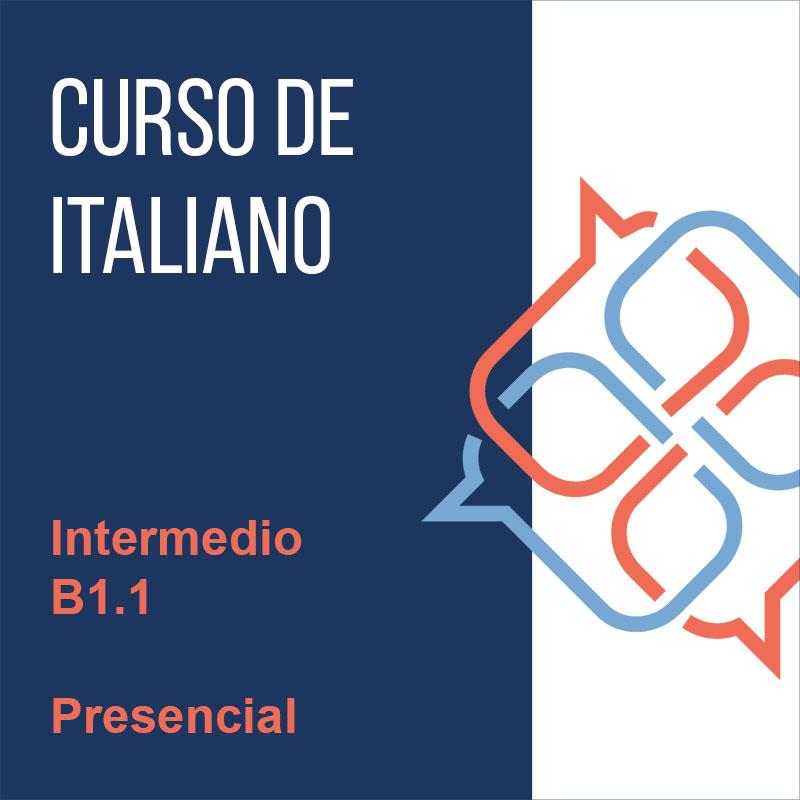 Curso de italiano nivel Intermedio B1.1