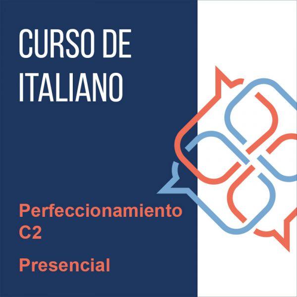 Curso de italiano nivel Perfeccionamiento C2