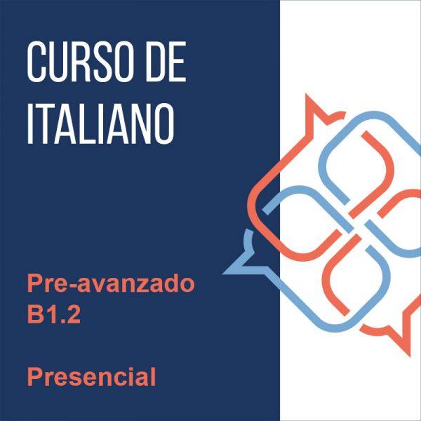 Curso de italiano Pre avanzado B1.2