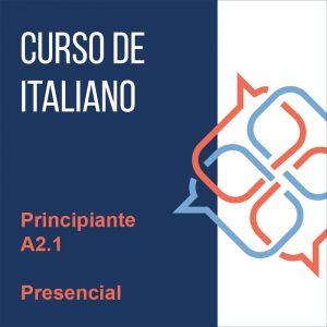 Curso de italiano Principiante A2.1