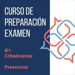 Curso de preparacion examen B1 Cittadinanza