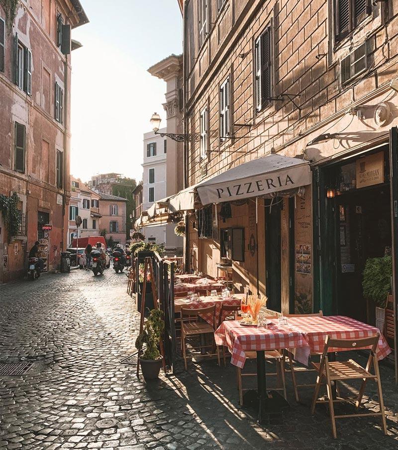 Viajes a Italia